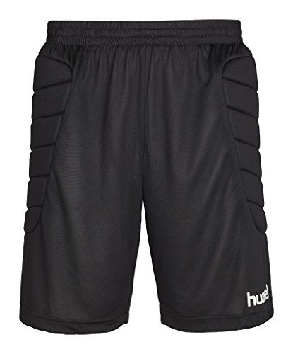 hummel Herren Essential Gk Shorts W Padding, Black, XXL
