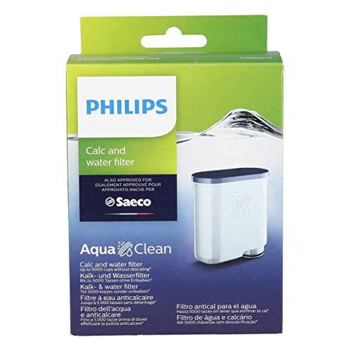 Philips Seaco 421946039401 CA6903/10 Wasserfilter Kaffeeautomatenwasserfilter Frischwasserfilter Filter AquaClean Wasserfilterkartusche Filter Kaffeemaschine Kaffeeautomat Espressovollautomat