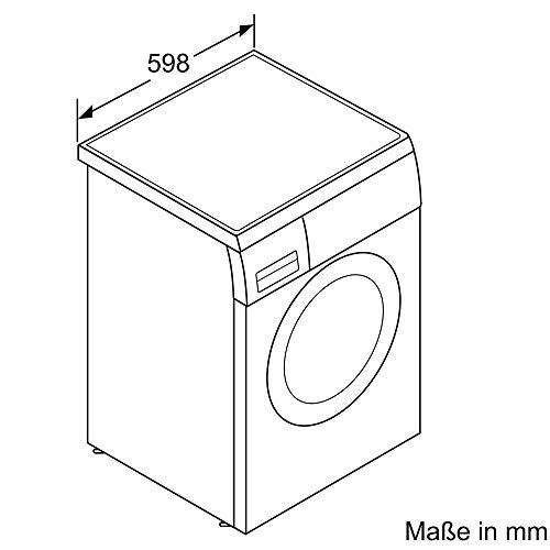 Bild 4: Bosch WUU28T40 Serie 6