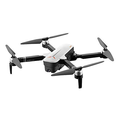 Bascar Dron 5G, WiFi, FPV, con cámara de 4 K, 12 MP, sin escobillas, Selfie, Plegable, GPS/Flujo óptico, posicionamiento, Vuelo Flotante, cuadricóptero RTF 3D, rotación, Vuelo de Vuelo, dron Plegable