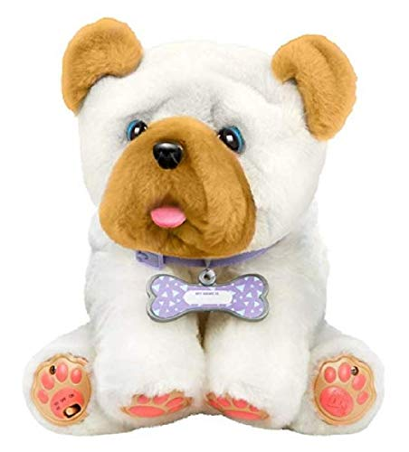 Little Live Pets My Kissing Puppy Wrinkles Now $17.95 (Was $54.99)