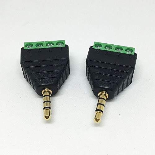 MOZUSA 1 unids CCTV Conector BNC Conector DC Power Plug 2.5mm 3.5mm Hombre Mujer Audio Video Balun Sistema Adaptador de Seguridad Coax Cat5 RJ45 USB Jack Accesorios industriales