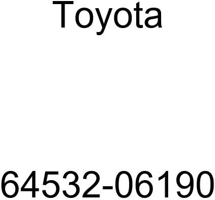 NEW before selling ☆ Toyota Ranking TOP1 64532-06190 Torsion Bar