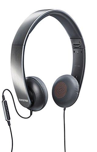 Shure SRH145m + Tragbare zusammenklappbare Kopfhörer mit ...