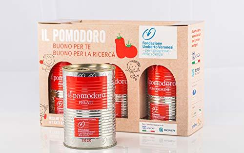 Il Pomodoro. Buono per te, buono per la ricerca