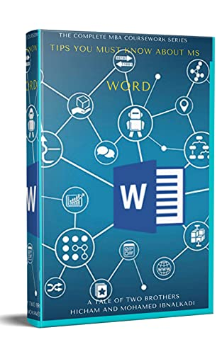 Tips You Must Know About MS Word (101 Non-Fiction Series Book 2)