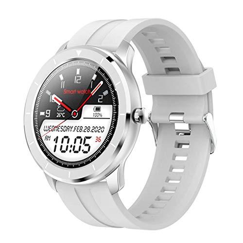 El Nuevo Brazalete Inteligente T6 IP68 Círculo Completo Touch Full Touch Sporthy Sports Hombres Y Mujeres Pulsera Reloj,C