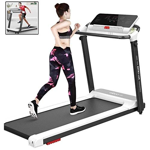 Review Lcxligang Proform Treadmill Large Electric Folding Treadmill,Large LED Touch Display and Blue...
