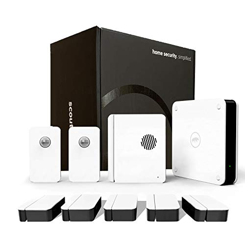Scout Alarm Smart DIY Wireless Home Security System | 9 Piece Kit - Perfect for Homes & Apartments...