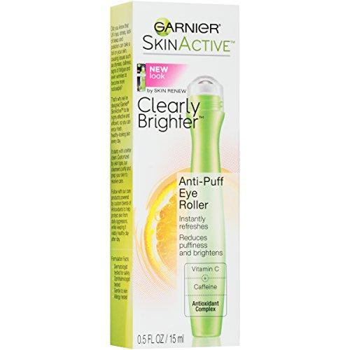 Garnier nutritioniste skin renew anti puff eye roller - 0.5 oz