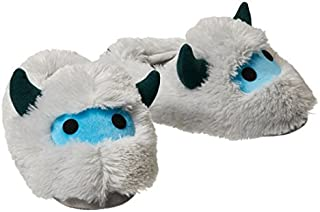 Official Overwatch Plush Mei Yeti Slippers in package from Blizzard Entertainment - Size SMALL