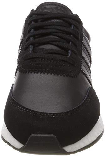 adidas I-5923, Zapatillas de Gimnasia Hombre, Negro (Core Black/Carbon/FTWR White Core Black/Carbon/FTWR White), 44 EU