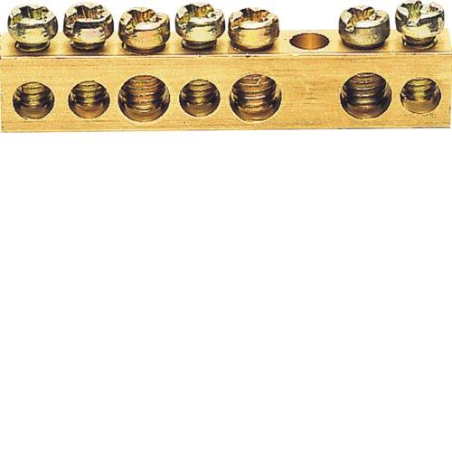 Hager K142–Steckdosenleiste 49mm 3x 16+ 4x 10