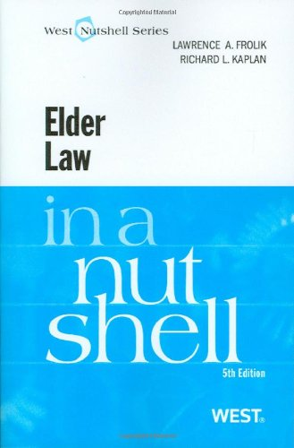Elder Law in a Nutshell