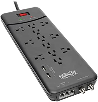 Tripp Lite 12 Outlet Surge Protector Power Strip