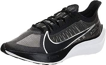 Nike Women's Training Shoes, Black Black Metallic Silver Wolf Grey White 002, 8.5