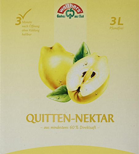 Walthers Quitten-Nektar (1 x 3 l Saftbox)