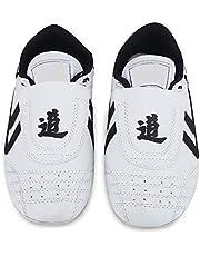 Taekwondo schoenen, Taekwondo sport boksen Kung Fu Taichi lichte schoenen voor kinderen tieners