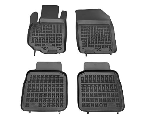 Alfombrillas de Goma Compatible con Suzuki SX4 S-Cross II (