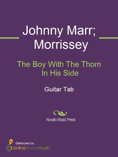 The Boy With The Thorn In His Side (English Edition)