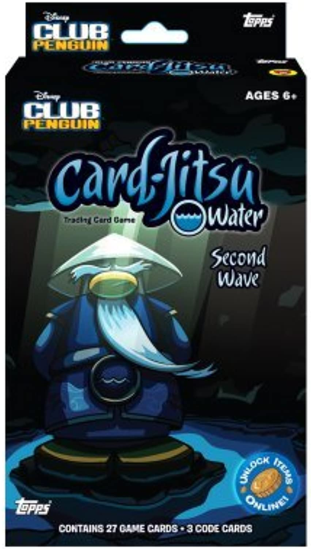 Club Penguin - Jitsu Water Series 2 by Club Penguin