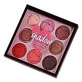 MOHAN88 Beauty Glazed Gorgeous Me Paleta de Sombras de Ojos Encantadora Paleta de Maquillaje Mate...