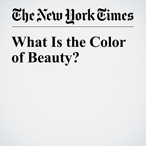 What Is the Color of Beauty? audiobook cover art