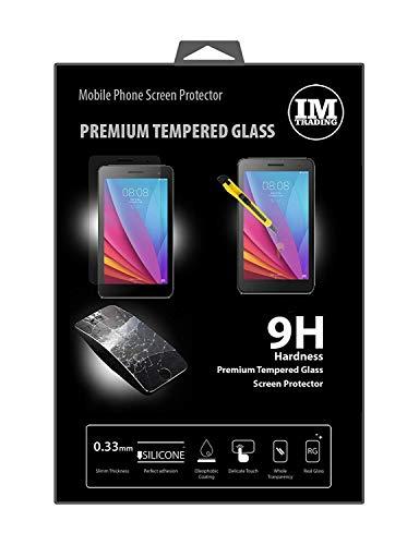 ENERGMiX Schutzglas kompatibel mit Huawei MEDIAPAD T1 7.0 Zoll Premium Tempered Glas Bildschirmglas Panzer Folie Schutzfolie
