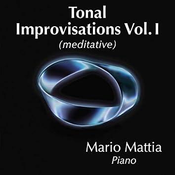 Tonal Improvisations, Vol. 1 (Meditative)