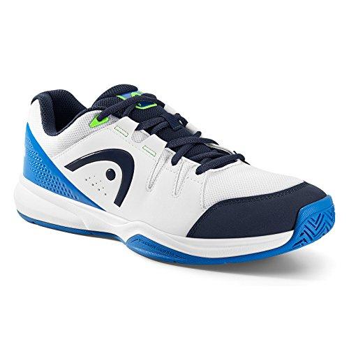 Head Zapatos de Squash Unisex Adulto Blanco