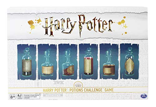 Cardinal Games Potion Game Harry Potter Poción Juego, Multicolor (Spin Master Toys Ltd 6046766)