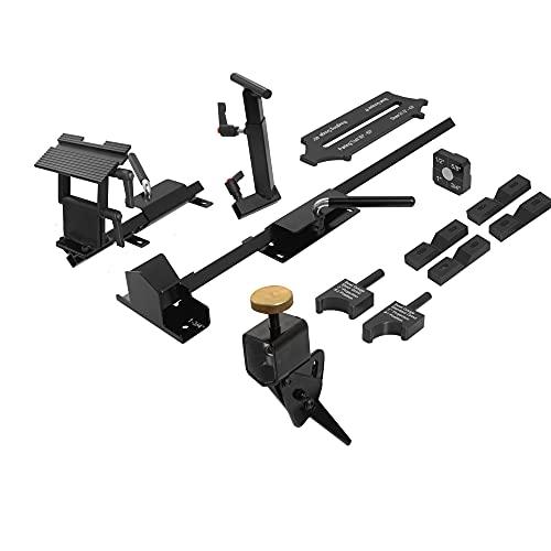 Pro Grind Sharpening System For Lathe Turning Tools, Chisels, Skews, Gouges, Bowl Gouges, Spindle...