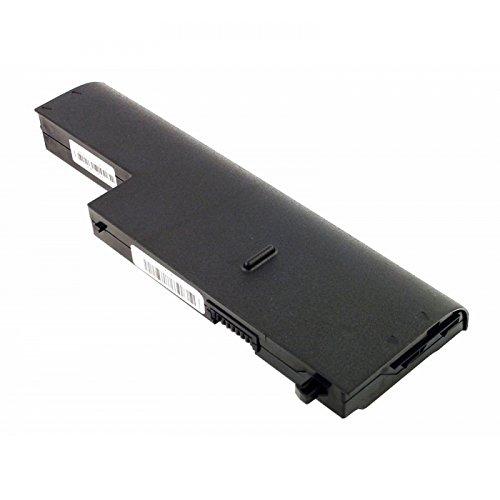 MTXtec Akku, LiIon, 14.8V, 4400mAh, schwarz für Medion Akoya P7615 MD97516