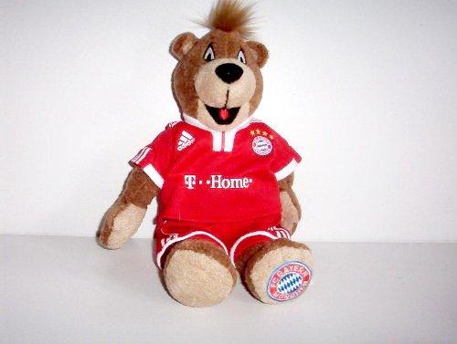 Bayern München Maskottchen Berni, 30 cm FCB
