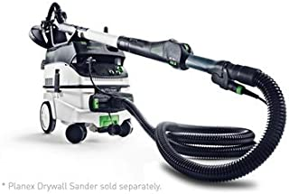 Festool A36571579 Planex Drywall Sander with 584014 CT 36 AutoClean Dust Extractor