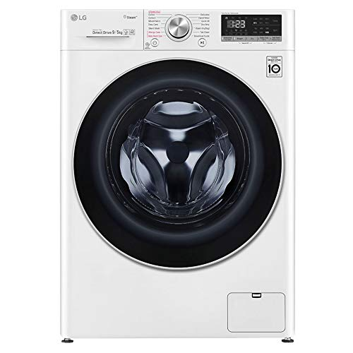 AIDD FWV595WSE 9kg Wash 5kg Dry 1400rpm Spin Washer Dryer
