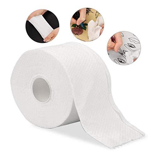 Jetable Serviette Visage Non-Tissé Visage Mouchoir OneTime Maquillage Lingettes Coton Coussinets de Nettoyage Visage Rouleau de Papier de Tissu Visage Tissu Cxjff