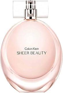 Beauty Sheer by Calvin Klein for Women - Eau de Toilette, 100 ml