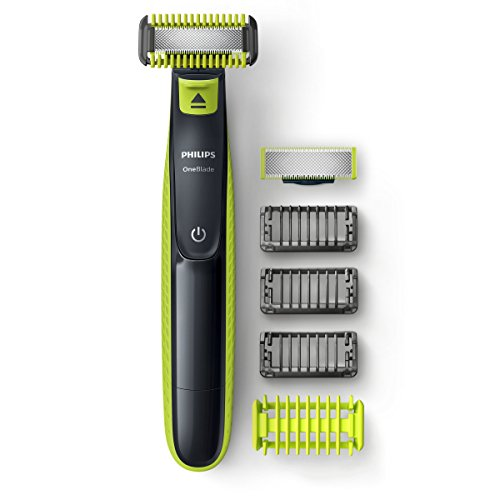 Philips Face+Body QP2620/20 OneBlade, Polycarbonate