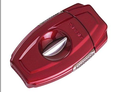 Xikar VX2 V-Cut Zigarrenschneider 70 Ringmaß rot