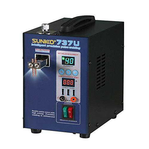 Cigovd Mini Home Pulse Battery Portable USB Charging Testing Spot Welding Machine SUNKKO 737U