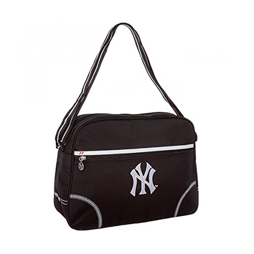 Sac postier en toile New York Yankees noir