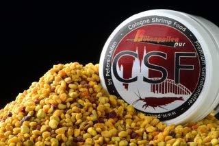 Cologne Shrimp Food Bee Pollen - Organic Shrimp Food Red Cherry Crystal Bee CRS (25g (Clear Ziplock Bag))
