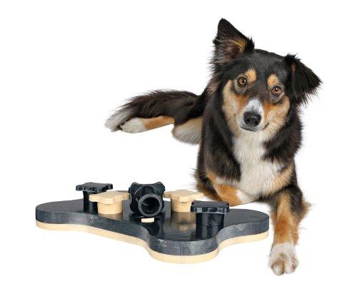 【ドイツTRIXIE】ペット用知育玩具犬おもちゃドッグアクティビティゲームボーン