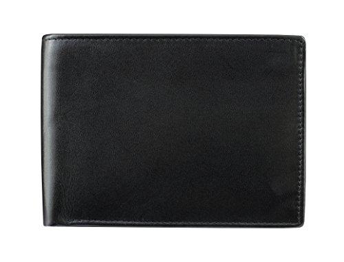 KORUMA RFID/NFC BLOCCO MINI WALLET, Portafoglio uomo (KIT-36NBL)
