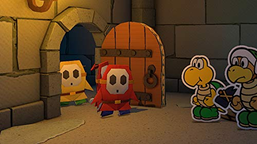 414n61DYtDL - Paper Mario: The Origami King - Nintendo Switch
