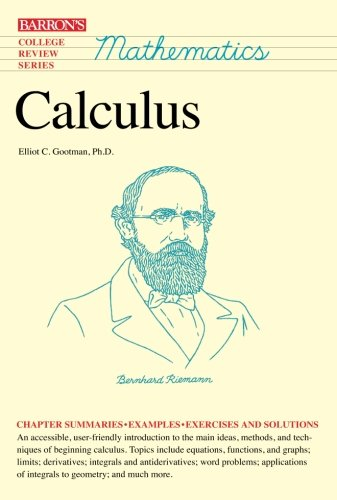Calculus (Barron's College Review Series)