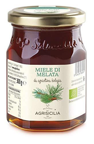 Agrisicilia Miele Di Melata Da Agricoltura Biologica - 300 g