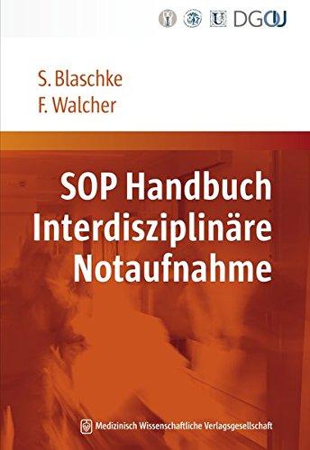 SOP Handbuch Interdisziplinäre Notaufnahme