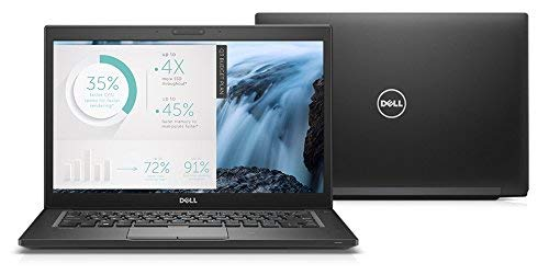 Dell Latitude E7470 14inch QHD 2560x1440 Touch Screen Laptop Intel Core i5-6300U, 16GB Ram, 256GB SSD, HDMI, Camera, WiFi, Bluetooth Win 10 Pro (Renewed)